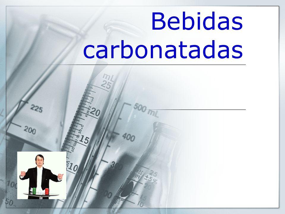 W [74] ©L. Jiménez Bebidas carbonatadas URV-FECYT